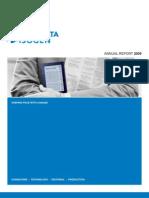 2009 Annual Report Innodata-Isogen
