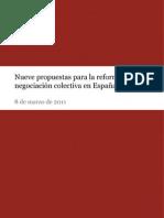 9 propuestas negociacion colectiva