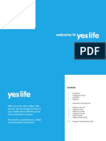 Yes Life User Guide for Windows