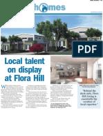 Bendigo Advertiser Editorial - Local talent on display at Flora Hill