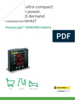 PowerLogic ION 6200 3000BR606R1009