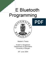 J2ME Bluetooth