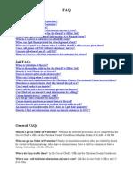 FAQ V2 rev 5-9-11