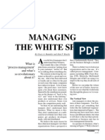 Managing White Space Training