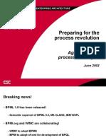 Preparing for the Process Revolution