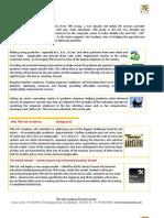 Introduction on TMI e2E Academy Pvt. Ltd.