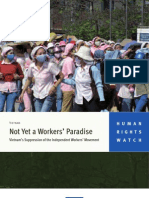 Not Yet a Workers Paradise