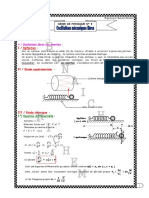 PH5 (Oscillations mécaniques libres)