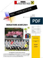 MSC Newsletter 15.5.