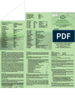 """Brochure of 3rd International Conference on """"Addressing Climate Change for Sustainable Development through Up-scaling Renewable Energy Technologies"""" (RETRUD-11), 12-14 October 2011,Kathmandu, Nepal"""