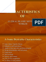 Characteristics of Islamic Workers 120589202030870 5