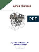 Apostila de Maquinas Termicas PROFESSOR ROBERTO