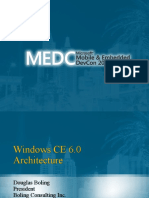Windows CE6 Architecture Boling