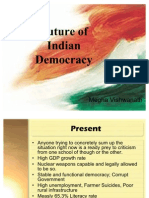 Future of Indian Democracy
