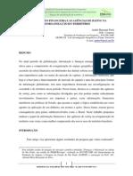 A informação financeira e as agências de rating na reorganização do território