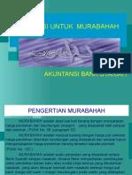 Akuntansi Untuk Murabahah