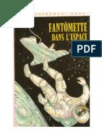 Fantomette Dans l'Espace Georges Chaulet