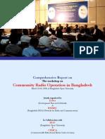 CR Workshop Report