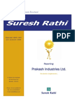 Prakash Industries Ltd