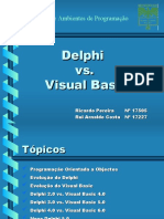 Visual Basic vs. Delphi