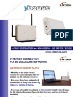 EASYBOOST home repeater - 07 May 2010 - English