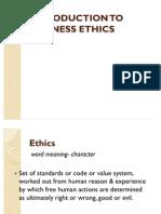 Business Ethics Basics