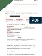 Www.indiahowto.com Basics Fundamental Analysis