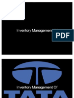 Inventory Management- Final