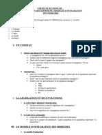 option sciences politiques - modèles d'intégration