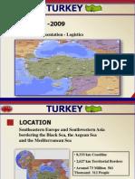 Turkey Presentation 2009