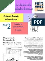 HABILIDADES BÁSICAS_Nivel 2 (85 pgs.)