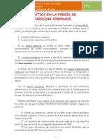 Temas y Personajes en La Obra de Carolina Coronado