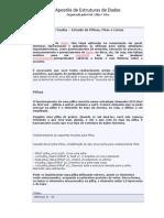 Estrutura de Dados - Apostila I