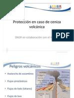 Proteccin en Caso de Ceniza Volcnica Formato