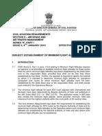 Establishment of Minimum Flight Altitudesd9r-r1