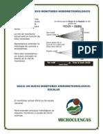 Haciaun Nuevo Monitoreo Hidrometeorologico