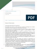 Lettre de l'amicale des foreurs à François Fillon