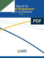 Manual de Salud Ocupacionan Universidad