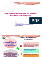 an Progam Pelayanan Keperawatan Indonesia