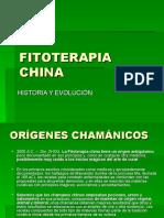 Fitoterapia China