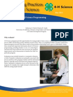 Promising Practices - May 2011 - Evaluation Article 1