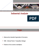 L2 - Industrial Analysis