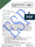 Cisco Certified Network Associate 640-802 Esp