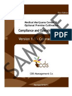 Sample Compliance Manual