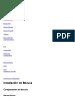 PDF Bacula Bacula Install