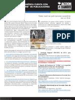 Publicaciones Online de Acf-e