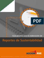 Guía para Elaborar Reportes de Sustentabilidad