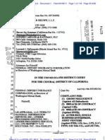 Federal Deposit Insurance Corporation (WAMU) v. LSI Appraisal, LLC. Fidelity National, Lender Processing Services