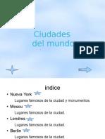 Presentación 1 Cristina López 4c