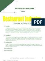 Restaurant+SAFETY